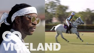 2 Chainz and Rick Ross Check Out the Most Expensivest Sport | Most Expensivest | VICELAND & GQ