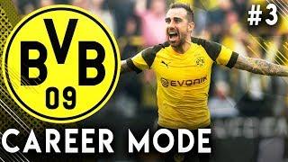 Fifa 19 Borussia Dortmund Career Mode Ep3 Paco Alcacer You Beast