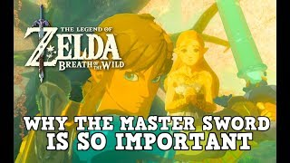 THIS is Why You Need the Master Sword in Breath of the Wild