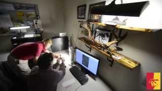 'Kansas Technology Center - 3D Fossil Project