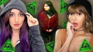Favorite Creepy CONSPIRACY THEORIES with Gloom
