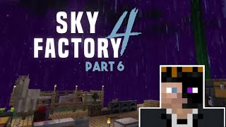 It's a Ryan, it's a stream, it's Minecraft Sky Factory (Part 6)! - Recorded May 25, 2019