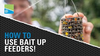 Video thumbnail for BOSH IT! - WIRE BAIT UP FEEDERS! Preston Innovations Match Fishing Videos