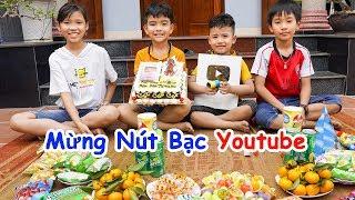 Bữa Tiệc Vui Vẻ Và Món Quà Bất Ngờ ♥ Min Min TV Minh Khoa
