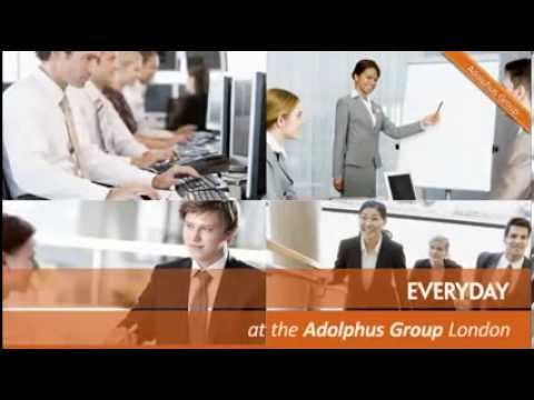 Day in the life at the Adolphus Group