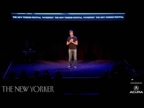 A Night with The Moth: Andy Borowitz - YouTube