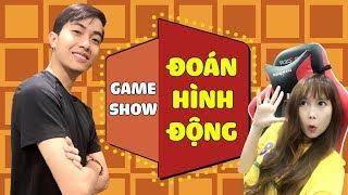 CrisDevilGamer chơi GAMESHOW ĐOÁN HÌNH ĐỘNG của Mai Quỳnh Anh