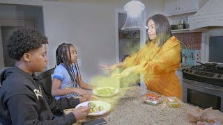 WHEN YOUR MOMMA CAN'T COOK 🥘🤢EP.2