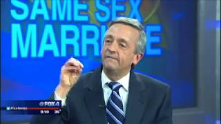 Reverend, pastor weigh in on gay marriage