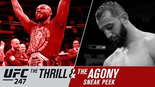 UFC 247: The Thrill and the Agony - Sneak Peek
