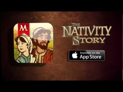 The Nativity Story iPad app for kids - English Trailer
