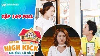 """Gia đình là số 1 sitcom   Tập 169 full:Kim Chi chạm mặt Đức Phúc lúc đi làm thêm sau khi """"giải nghệ"""""""