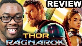 THOR RAGNAROK Movie Review (Spoilers) | Andre Black Nerd