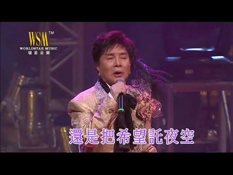 28.謝雷 - 夜空 / 梨山痴情花(謝雷情繫東方之珠演唱會)