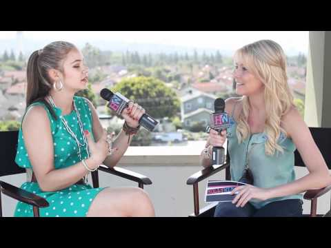 Ayla Kell Exclusive Interview on Season Finale of Make it or Break It ...