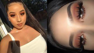 Easy Fall Makeup Tutorial | Jocy Reyes