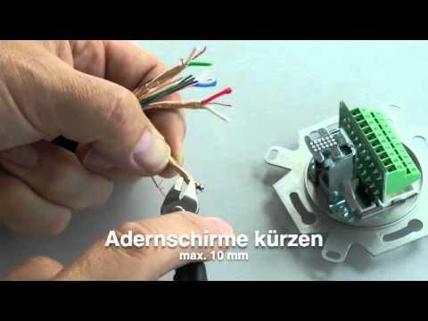 Rutenbeck Kommunikationsadapter Anschluss HDMI - YouTube