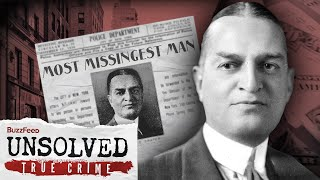 The Perplexing Disappearance of Judge Joseph F. Crater