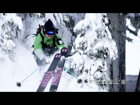 StormTech clothing go Snowboarding