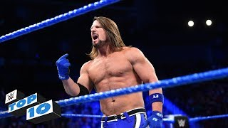 Top 10 SmackDown LIVE moments: WWE Top 10, February 6, 2018