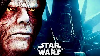 Why Palpatine Had to Disappear from the Galaxy and then Return in Episode 9!