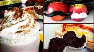 Moustache Breakfast | 口ひげ形の朝ごはんの作り方