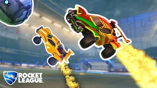 I challenged Musty in Rocket League but I used your ideas