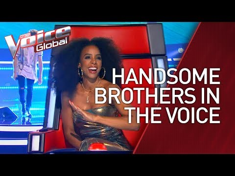 Brothers COMPETE with each other on The Voice | STORIES #33