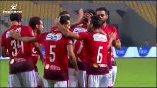 أهداف مباراة الأهلي vs المصري | 2 - 0 الجولة الـ 28 الدوري المصري 2017 ...
