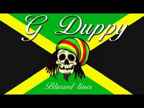 Baixar Blurred Lines (G Duppy Reggae Remix)