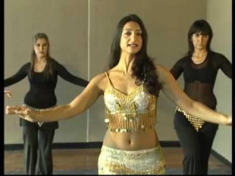 leila loberse, pasos basicos de la danza arabe,pecho,shimy de hombro y cadera