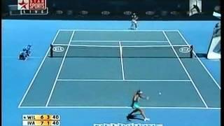 Ana Ivanovic vs Venus Williams 2008 AO Highlights
