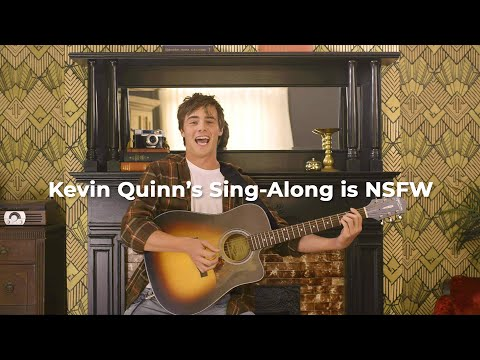 Actor and emerging musician Kevin Quinn debuts a road safety sing-a-long PSA video to support a new campaign from DoSomething.org and Chevrolet that aims to keep teens safe as drivers, passengers, cyclists, and pedestrians.