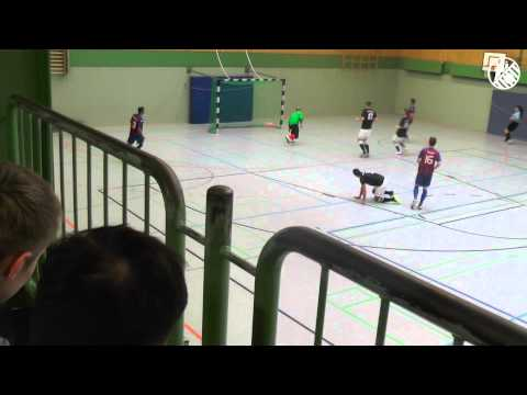 Hamburg Panthers - SC Bayer 05 Uerdingen (Futsal, Freundschaftsspiel) - Spielszenen | ELBKICK.TV