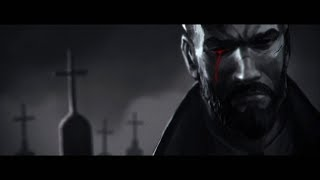 Vampyr - Saving Vicar Larrabee on a No Embrace Run - Burying the past Wakthrough