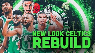 Tatums Year! New Look Boston Celtics Rebuild! NBA 2K19