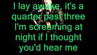 shayne ward nobody knows with lyrics