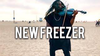 DSharp - New Freezer (VIOLIN Cover) | Rich The Kid, Kendrick Lamar