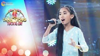 Thần tượng tương lai | tập 5: Giọng hát của cô bé Kim Anh khiến NSND Thu Hiền mê mẩn