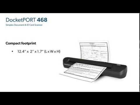 DocketPORT 468