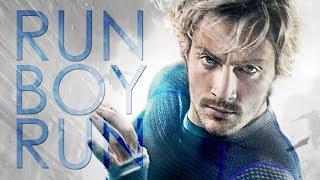 Quicksilver - Run Boy Run