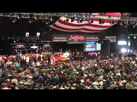 Scottsdale Highlight Reel | Barrett-Jackson Scottsdale 2015