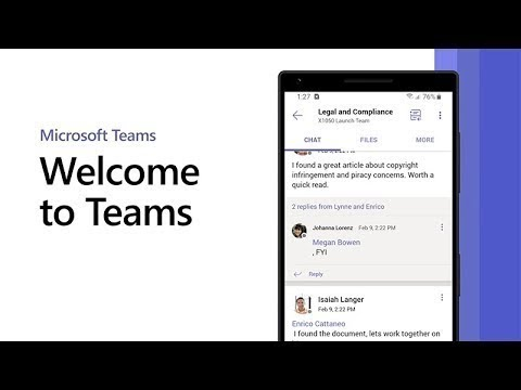 video Microsoft Teams