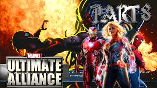MARVEL ULTIMATE ALLIANCE: Walkthrough Part 8: One More Day in Mephisto's Realm