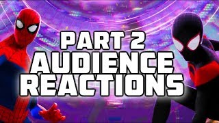 {Part 2/4} Spider-Man: Into The Spider Verse {SPOILERS}: Audience Reactions | December 8, 2018