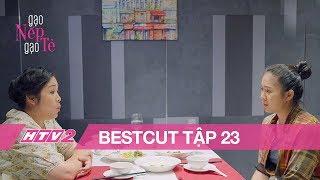 (Bestcut) GẠO NẾP GẠO TẺ - Tập 23   Khóc hết nước mắt, Hương giãi bày nỗi lòng với mẹ - 20H, 26/06