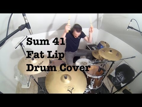 Baixar Sum 41 - Fat Lip (Drum Cover)