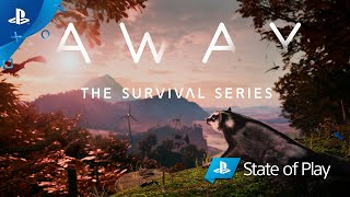 Away: the survival series :  bande-annonce VOST