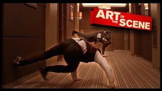 Inception Hallway Dream Fight – Art of the Scene