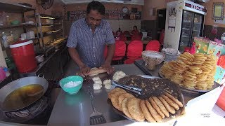 Malaysia Street Food 24 Part.1  Bangladesh Cake Petaling Street KL YDXJ0284